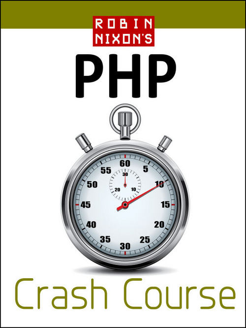 Product picture Robin Nixon: PHP Crash Course